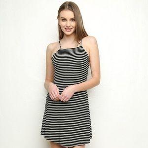 Striped Brandy Abigail Dress